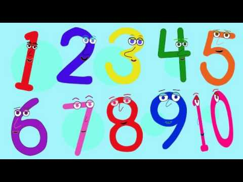 10 Little Numbers