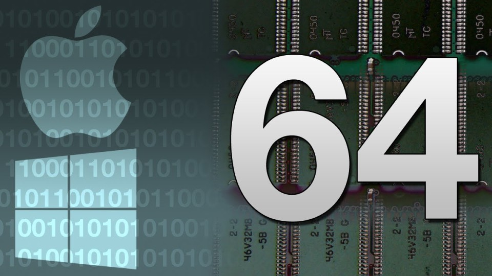 32 Bit vs 64 Bit – The Advantage #ComputerClan