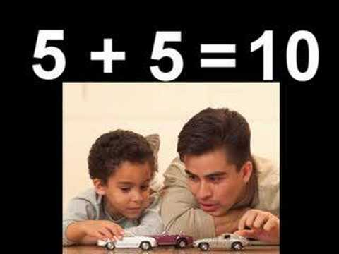 4,5,6 addition song video