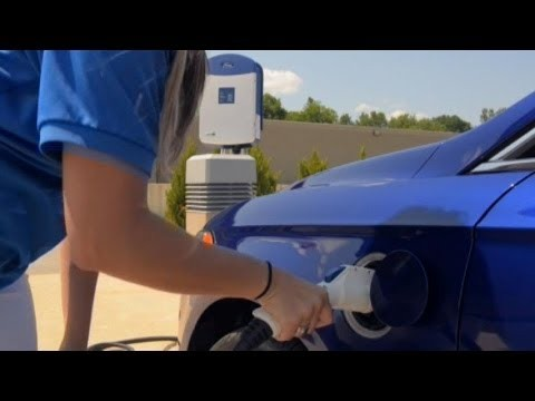 A New Electric Competitor to Tesla, Porsche, Toyota