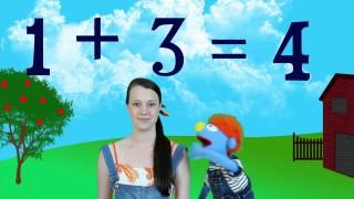Basic Addition – Children's Math