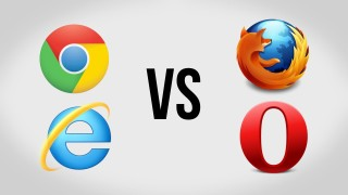 Browser Test! Chrome 25 vs Firefox 19 vs Internet Explorer 10 vs Opera 12