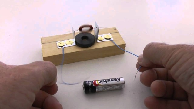 Build an Electric Motor