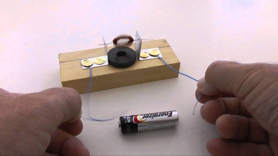 Build an Electric Motor