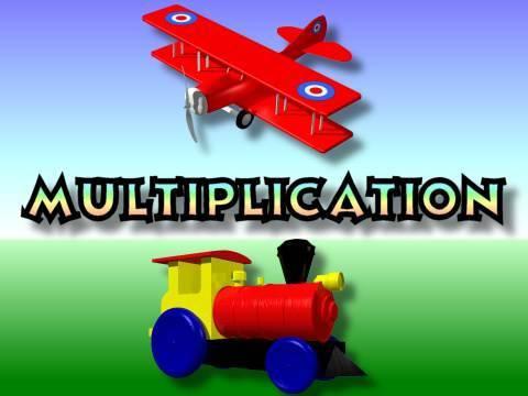 Children's: Multiplication
