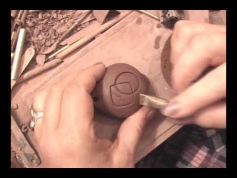 """ClayZ Ocarina Making """"The Voice"""""""