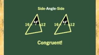 CONGRUENT TRIANGLES (ANIMATION)