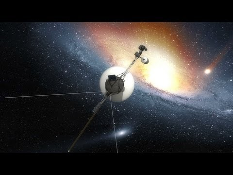 Cosmic Journeys – Voyager Journey to the Stars