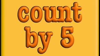 Count by 5's song