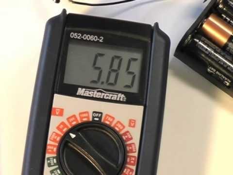 Electronics – Ohm's Law