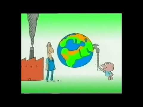Environmental pollution Animation YouTube