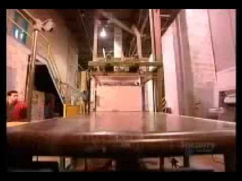 Expanded Polystyrene Foam Products Discovery Channel Video How It's Made