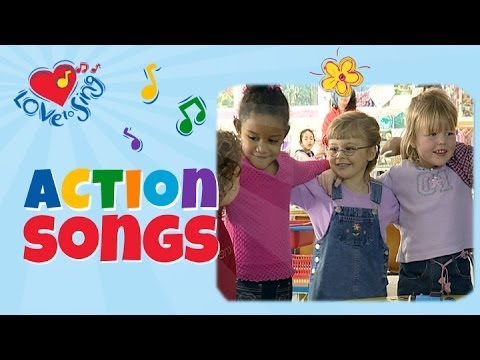 Happiness is Something if you Give it Away | Children Love to Sing Kids Song