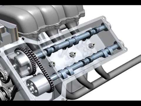 How an engine works – comprehensive tutorial animation featuring Toyota engine technologies