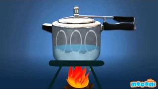 How does a Pressure Cooker Work? | Mocomi Kids