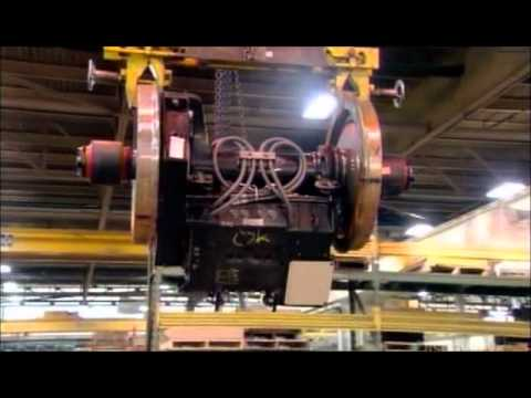 How It's Made – Locomotives