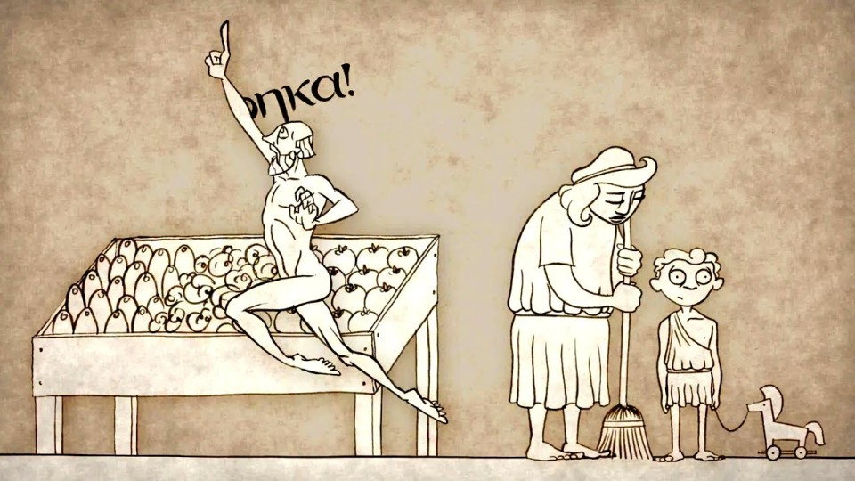 How taking a bath led to Archimedes' principle – Mark Salata