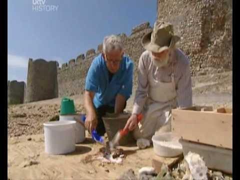 How the Romans introduced concrete