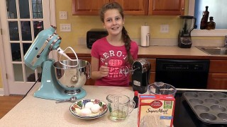 How to Bake Cupcakes — Cooking for Kids