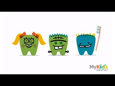 How to Brush Your Teeth Properly – For Kids