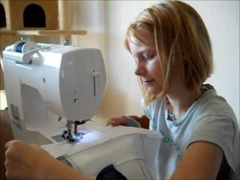 Kids First Sewing Machine Experience