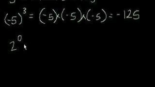 Level 1 Exponents