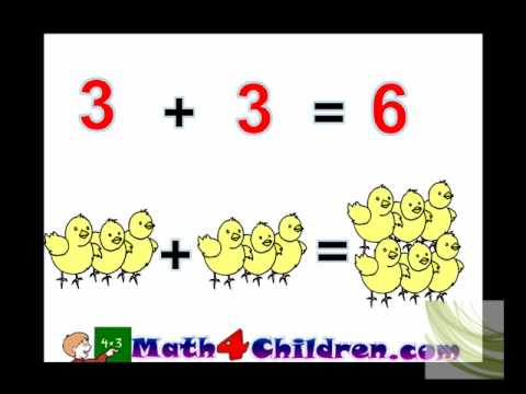 Math Addition Lesson for 1st Grade