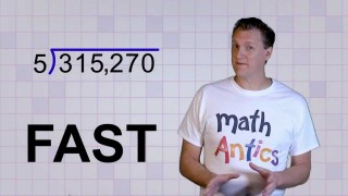 Math Antics – Long Division