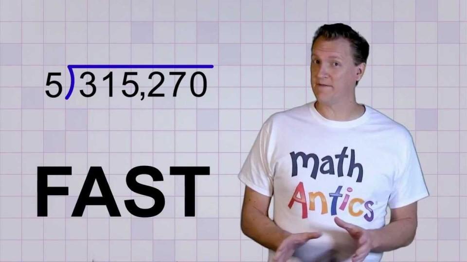 Math Antics – Long Division