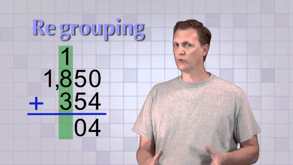 Math Antics – Multi-Digit Addition