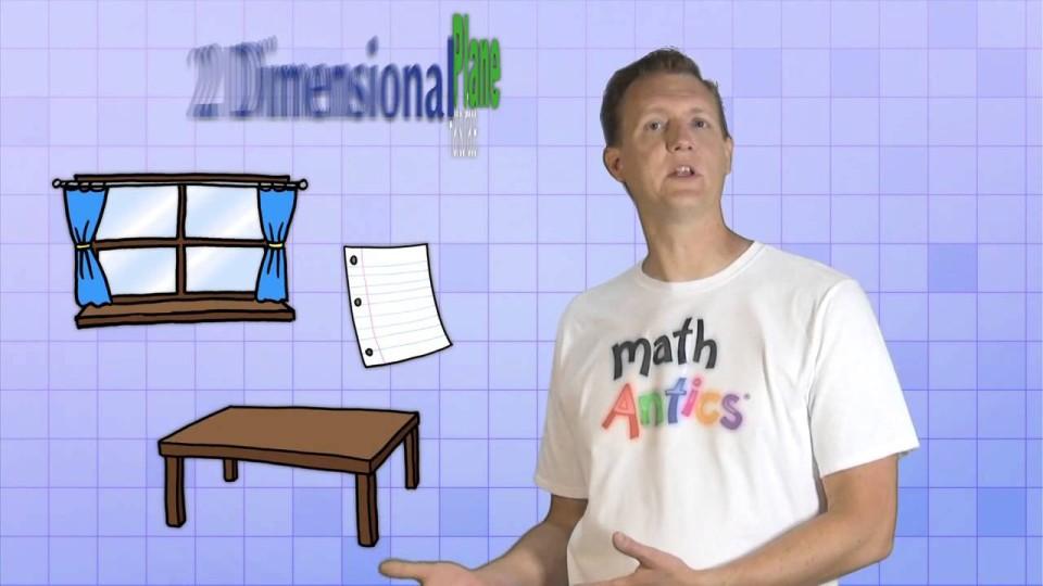 Math Antics – Points, Lines, & Planes