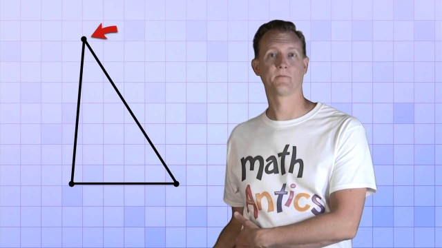Math Antics – Triangles