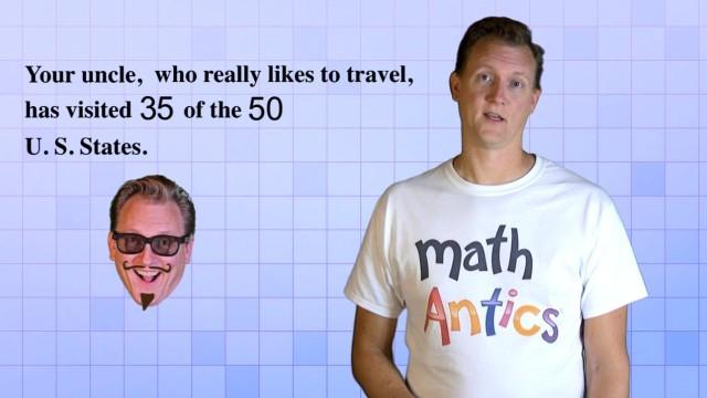 Math Antics – What Percent Is It?