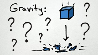 Minute Physics: What is Gravity?