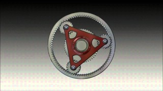Planetary gear animation
