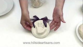 Plaster Handprint