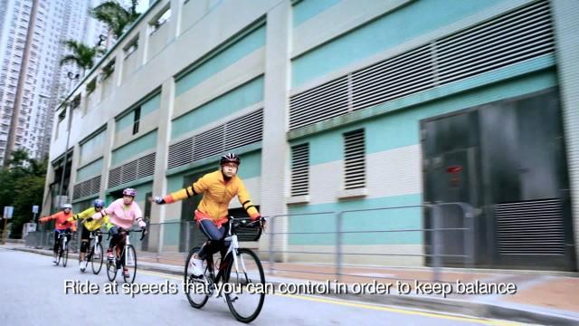 Safe Cycling – Basic skills (HD)