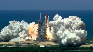 Space Shuttle Launch Audio – play LOUD (no music) HD 1080p