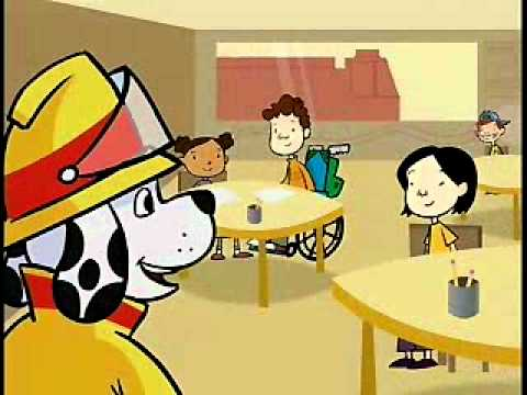 Sparky Says: Join My Fire Safety Club Video