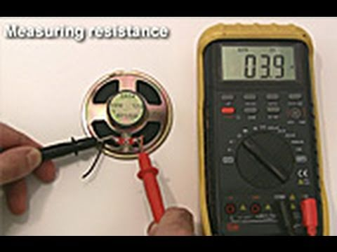 THE BEST Multimeter tutorial (HD)