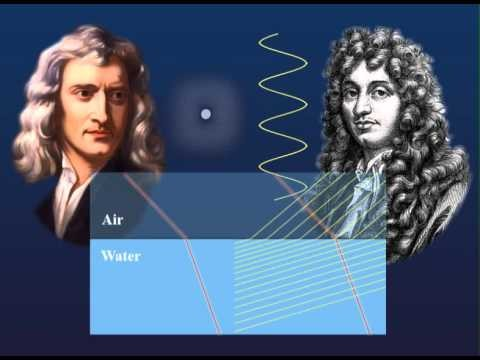 The history of light : waves and photons