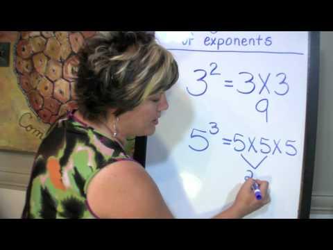Understanding Exponents