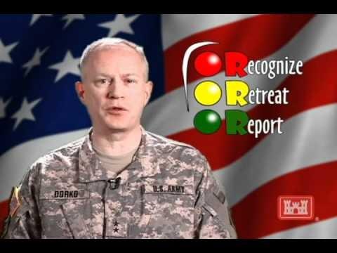 USACE Safety Message on Explosives from Maj. Gen. Jeffrey Dorko