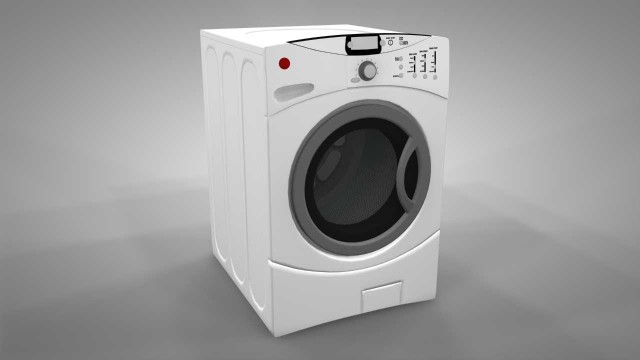 Washing Machine Repair (Front Load) – How It Works