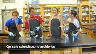 AGHS Lab Safety Rap