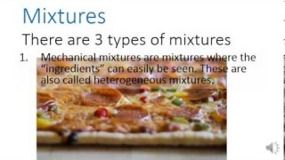 Grade 9 Chemistry Lesson 2, Mixtures and Pure Substances