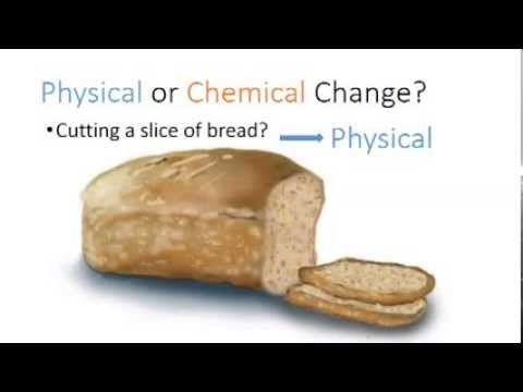 Grade 9 Chemistry, Lesson 3 – Physical and Chemical Properties and Changes