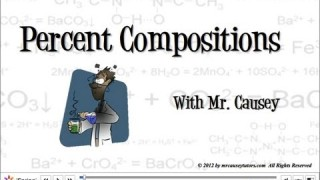 How to Calculate Percent Composition, Empirical Formulas and Molecular Formulas – Chemistry