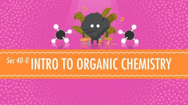 Hydrocarbon Power! – Crash Course Chemistry #40