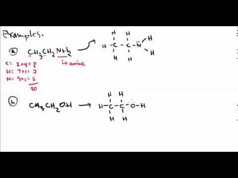 Remembering General Chemistry 21: Lewis and Kekule Structure Examples